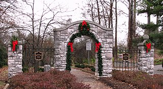 Sequoyah Hills, Knoxville United States historic place
