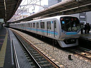 Tokyo Metro 05 series - Set 05-143, June 2007