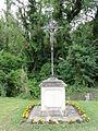 Sermoise (Aisne) croix de chemin (ouest).JPG