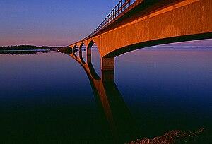 Seskarö - The bridge to Seskarö