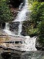 Setrock Creek Falls Black Mountain Campground Pisgah Nat Forest NC 4384 (24096596748).jpg
