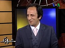 Seyed Mohammad Hosseini-yVOA Interview.jpg