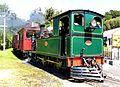Shantytown Steam train. (16283782720).jpg