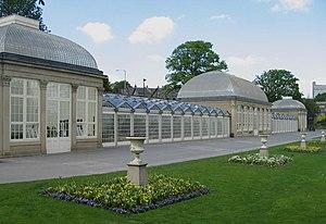 Sheffield Botanical Gardens - The Glass Houses, Sheffield Botanical Gardens