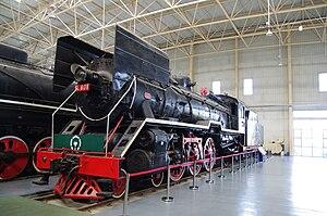 China Railways SL6 - SL6-601