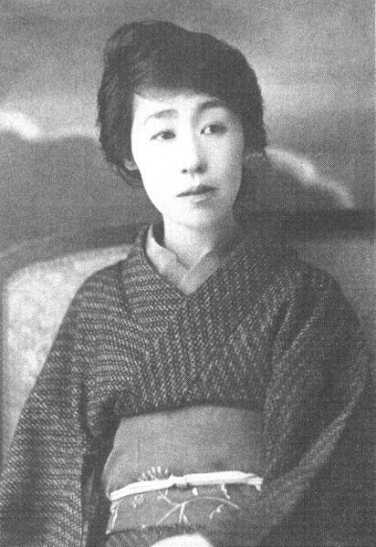 長谷川 時雨(Shigure Hasegawa)Wikipediaより