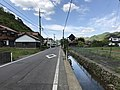 Shimane Prefectural Road No.13 near Shimbashi Bridge 2.jpg