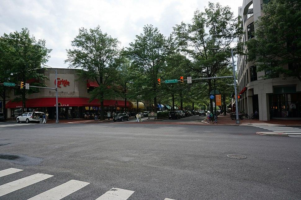 Shirlington, Arlington, Virginia; 2014-05-17