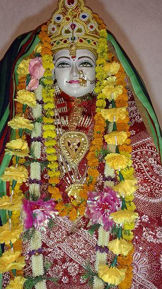 Shitala - Shitala Makara Dham (Tilochan Mahadev, Jaunpur)