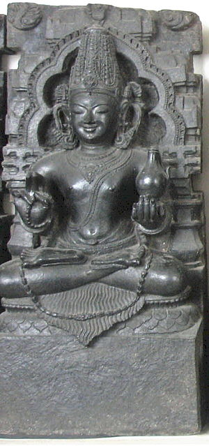 Shukra, Hindu god of Venus, British Museum