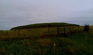 Stoney Littleton Long Barrow Neolithic chambered tomb in England