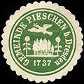 Siegelmarke Gemeinde Pieschen bei Dresden W0311200.jpg