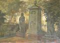 Sigurd Wandel - Familien Roslins gravsted på Assistens Kirkegård - 1907.png