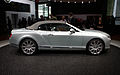 Silver Bentley New Continental GTC r op IAA 2011.jpg