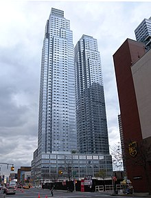 Silver Towers Hells Kitchen