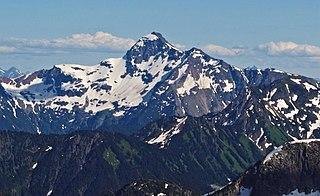 Silvertip Mountain mountain in British Columbia, Canada