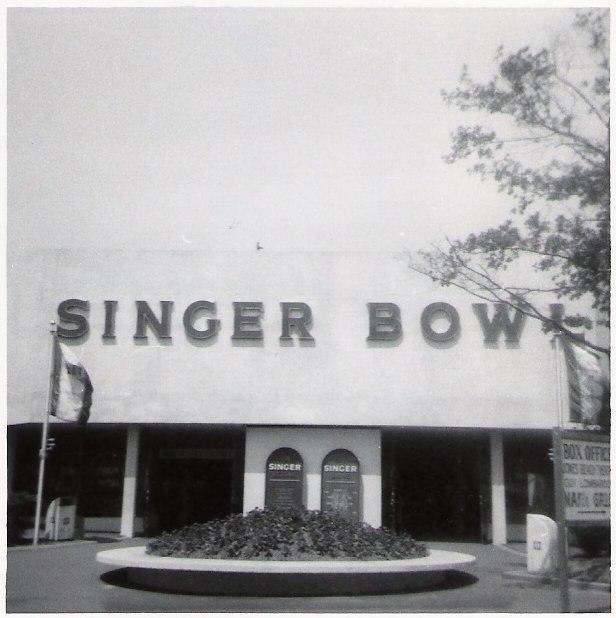 Singer Bowl