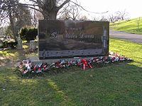 Sir Miles Davis Gravesite.JPG