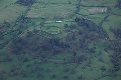 Site of Elmley Castle from the air - geograph.org.uk - 793607.jpg