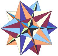 A great icosahedron.