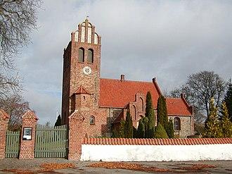 Skævinge - Skævinge Church