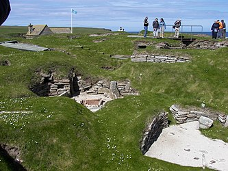 Skara Brae houses 9 and 10.jpg