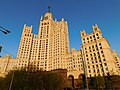 Skyscraper on Kotelnicheskaya Embankment (2019-04-28) 18.jpg