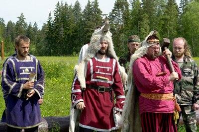 Slavic priests