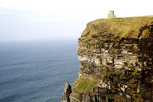 Slievenageeragh, Clahane, Co. Clare, Ireland - panoramio