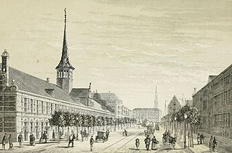 Slotsholmsgade - Slotsholmsgade