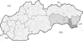 Slovakia kosice trebisov.png
