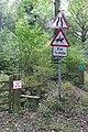 So many signs ... - geograph.org.uk - 980901.jpg