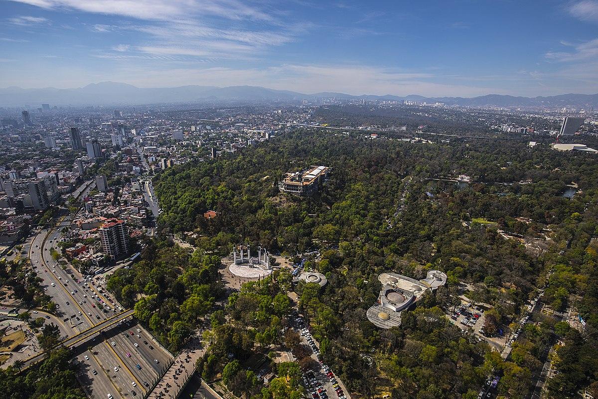 El Bosque de Chapultepec es de los mejores lugares para hacer un picnic en la CDMX.