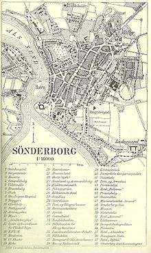 Sønderborg - Wikipedia, den frie encyklopædi