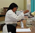 Soil fertility analysis 9 Titration of extractable acidity.jpg