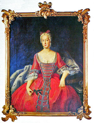 Wilhelmine of Prussia, Margravine of Brandenburg-Bayreuth - The Margravine of Bayreuth.