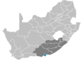 South Africa Districts showing Nelson Mandela.png