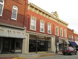South Boston Historic District - Image: South Boston, Virginia (14039771058)
