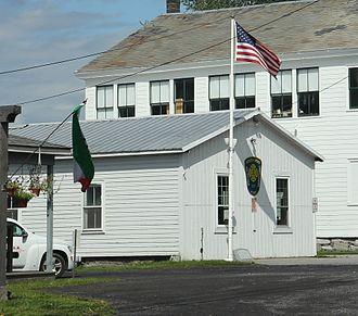 South Hero, Vermont - South Hero Volunteer Fire Department