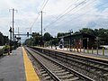 Southbound view, Edgewood MARC station.JPG