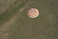 Soyuz TMA-07M landing 4.jpg