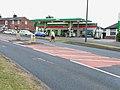Spar shop and filling station, Warwick Bridge - geograph.org.uk - 207728.jpg