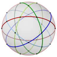 Spherical icosidodecahedron with colored cicles, 5-fold light.png