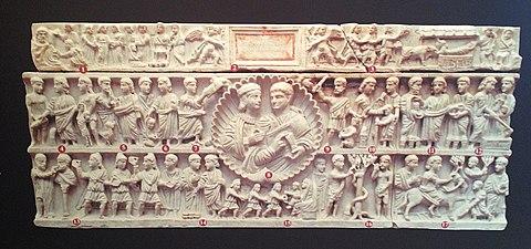 Spiegazione sarcofago di Adelfia.JPG