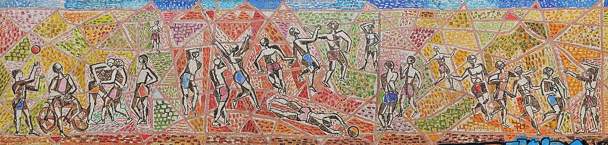 Sport by Eduard Bargheer 1962.jpg
