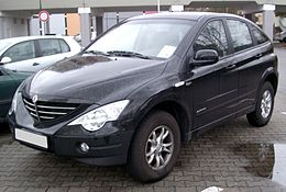 SsangYong Actyon front 20080303.jpg
