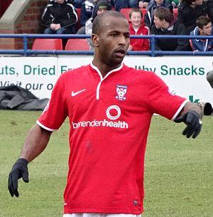 Stéphane Zubar - Zubar playing for York City in 2015
