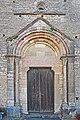 St-Barthélémy, Farges, Hauptportal.JPG