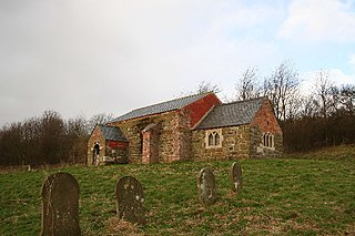 St John the Baptists Church, Sutterby Church in Lincolnshire, England