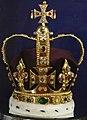St. Edwards Krone (Nachbildung auf den Bahamas).jpg